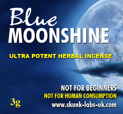 Blue Moonshine Herbal Incense