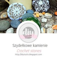 CYKLICZNE SZYDEŁKO - szydełkowe kamienie