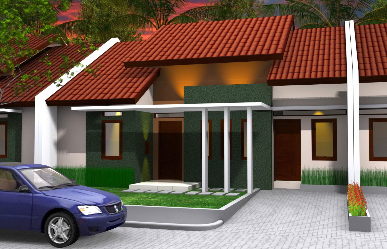 Desain Rumah Minimalis 1 Lantai Type 70 Foto Desain Rumah