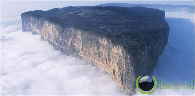 Gunung Roraima, Amerika Selatan