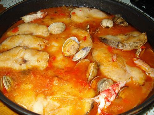 Cocinando Con Amor Merluza A La Marinera