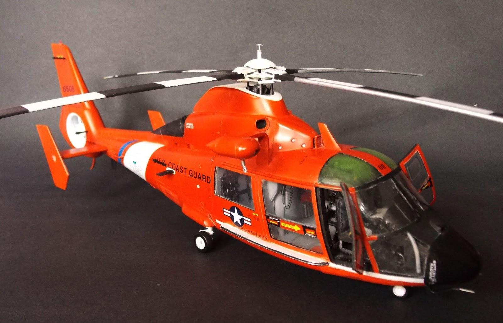 Aerospatiale HH-65 A Dolphin USCG
