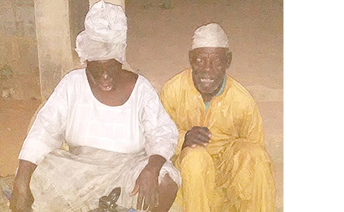 Man, 80, marries for the first time in Lagos