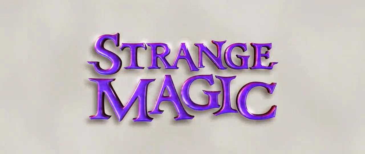 Strange Magic (2015) WEB-DL 720p Subtitulos Latino