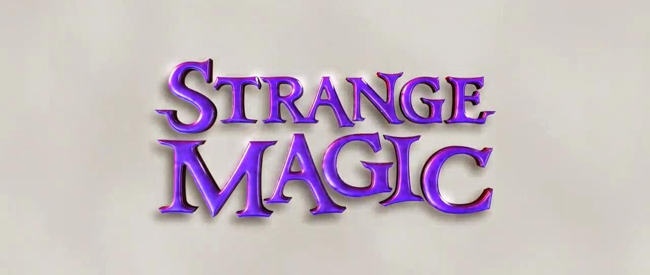 Strange Magic (2015) WEB-DL 720p Subtitulos Latino