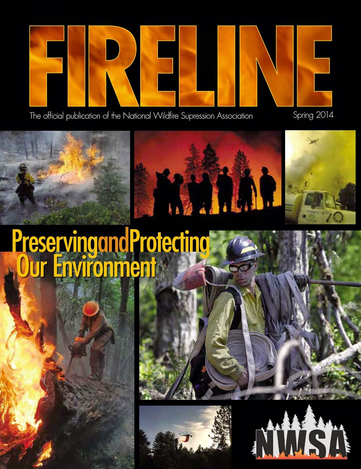 Fireline Magazine
