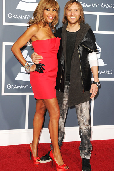 Cathy Guetta Age David Guetta With Wife Cathy