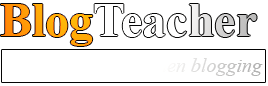 Blogger Teacher