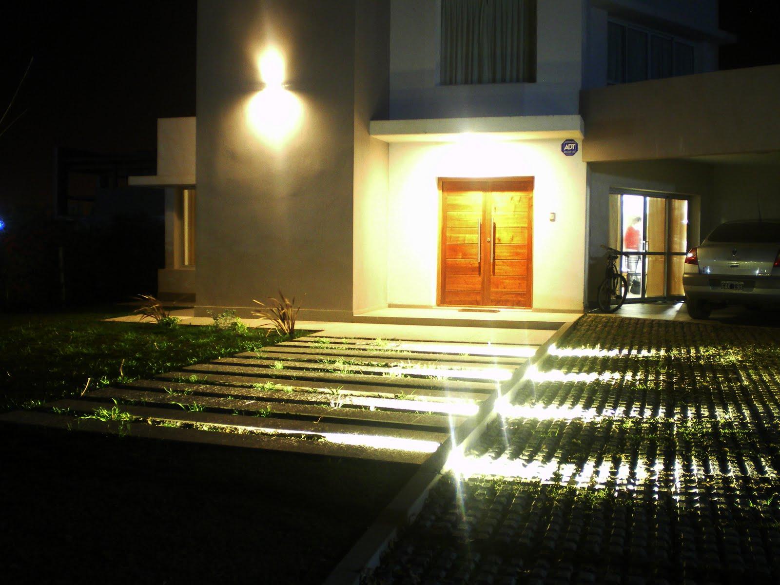 Venta de iluminaci n por led - Iluminacion exterior jardin ...