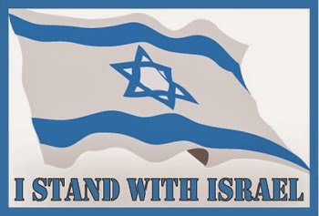 I stand with Isreal