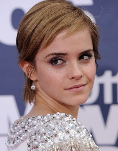 Celebrity New Short Hairstyles 2013