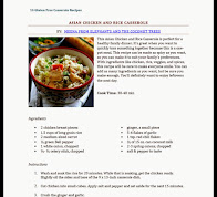 My recipe published in http://www.faveglutenfreerecipes.com e-book