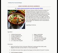 My recipe published in http://www.faveglutenfreerecipes.com e-book