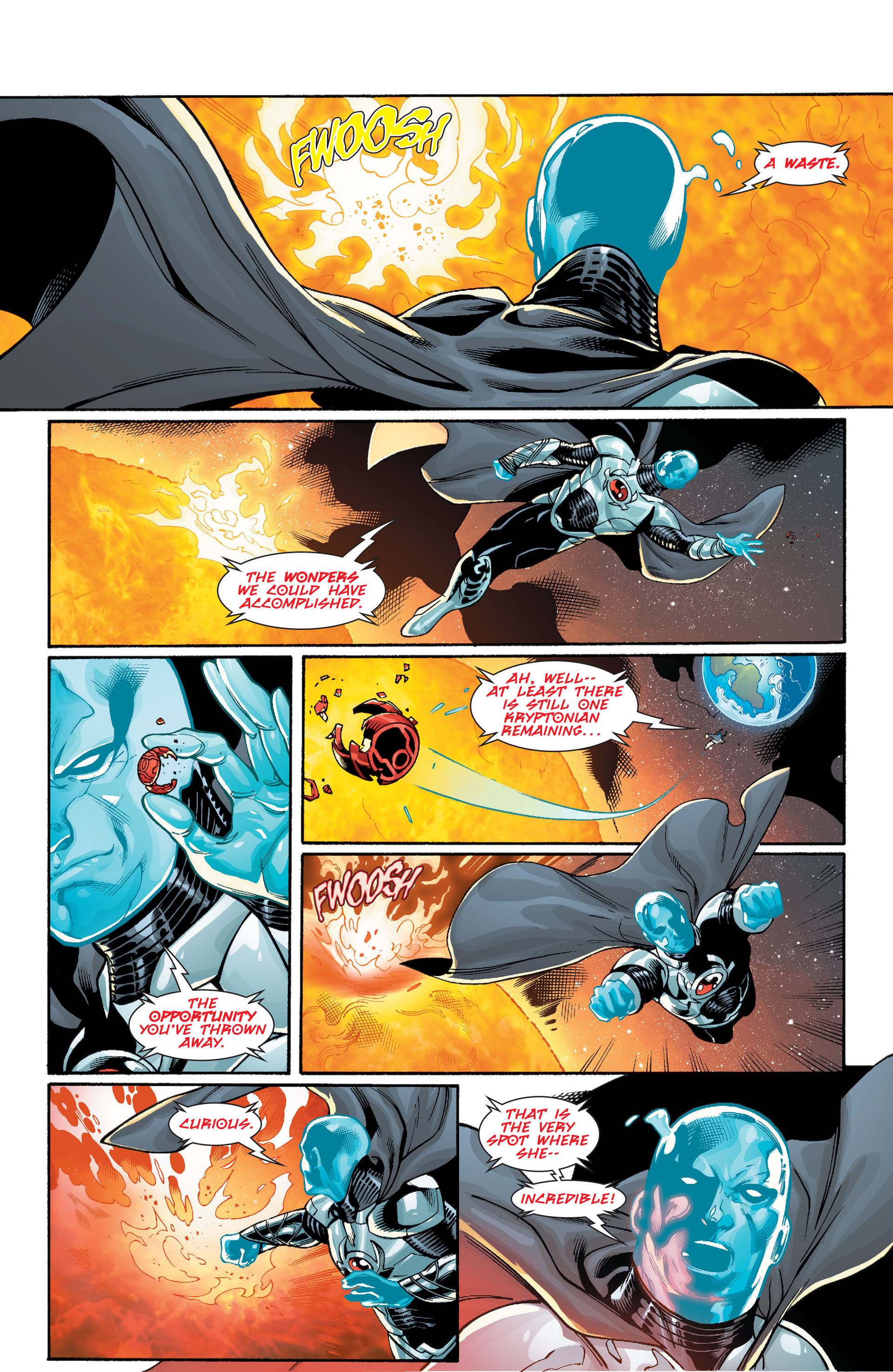Supergirl (2011) Issue #33 #35 - English 18