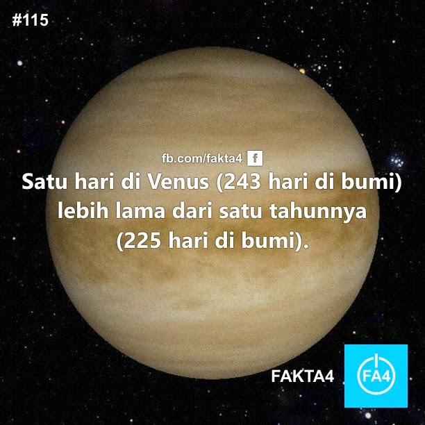 Sehari di Planet Venus
