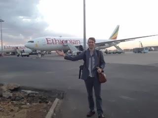 Luke in Africa: Day 3
