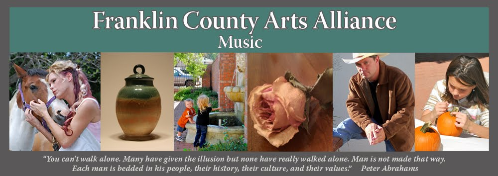 Franklin County Arts Alliance Music