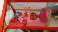 Manualidades para regalar, casa de muñecas