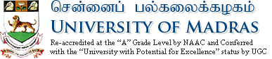 Madras University UG BA BCom BSC November 2013 Results