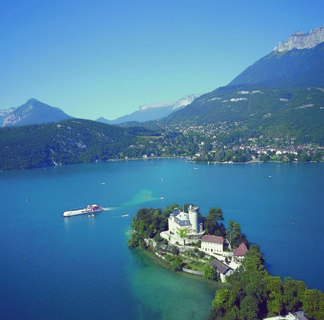 Annecy France  city photos gallery : Travel Trip Journey: Lake Annecy France