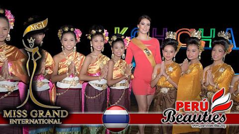 Último día en Siam Beach Resort Ko Chang - Miss Grand International 2015