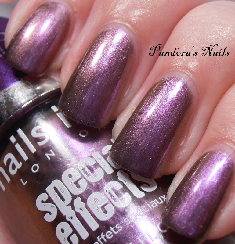 Pandora's Nails: Nails Inc Cheyne Walk Mirror Metallic