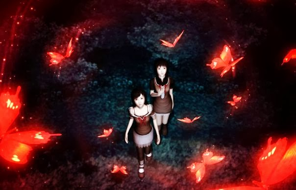 Gameplay Fatal Frame II Crimson Butterfly for PC