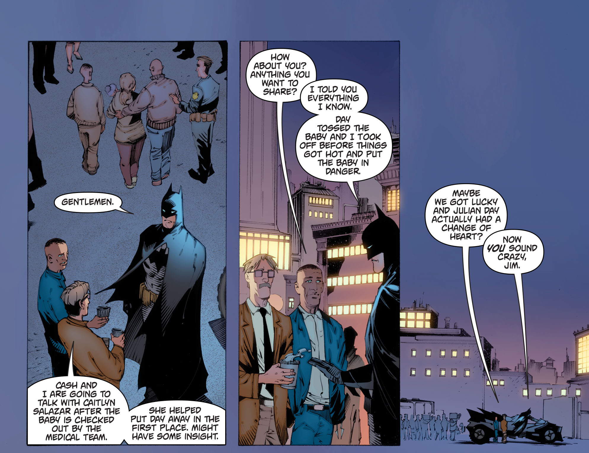 Batman: Arkham Knight [I] Issue #33 #35 - English 11