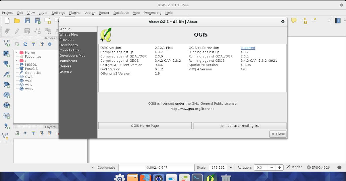 QGIS 2.12 LYON