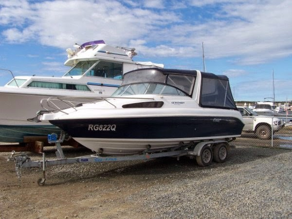 21' Freedom Seasport 640 - Price: AU $43,990  NOW REDUCED