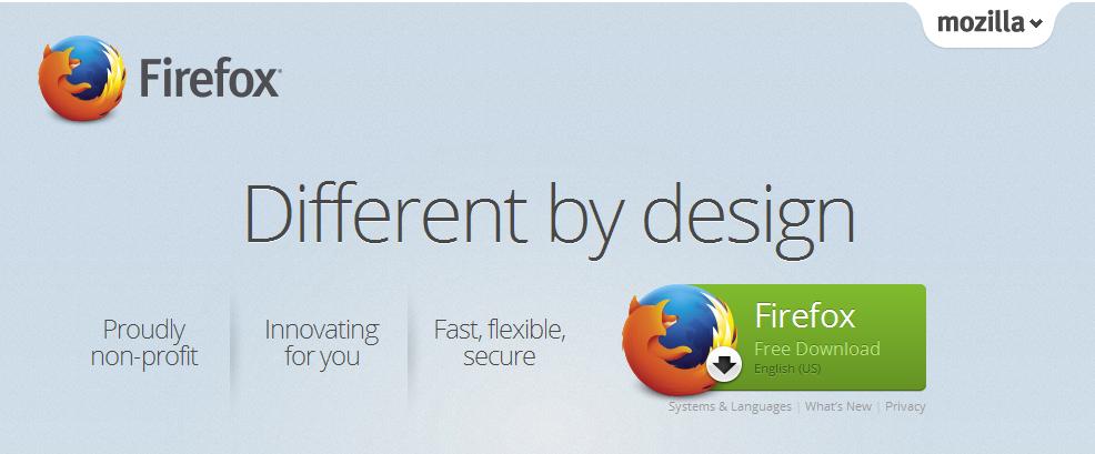 Versi Terbaru Mozilla Firefox dan Cara Installnya