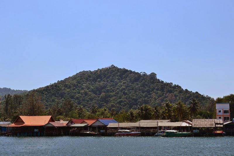 Kho Lanta, Thailande, Ben saladan, Lanta Hai