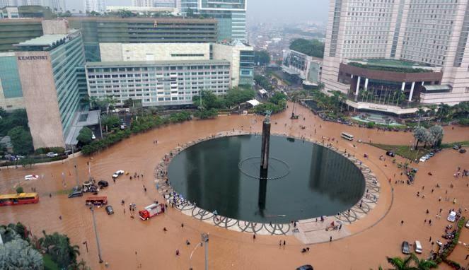Banjir?, Jangan Selalu Salahkan Pemerintah