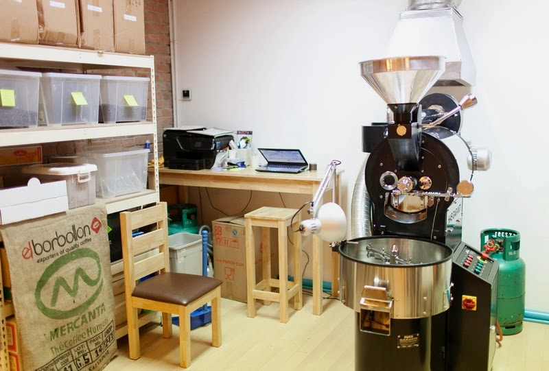 Bangkok Ceresia Coffee Roasters by Dara Muscat