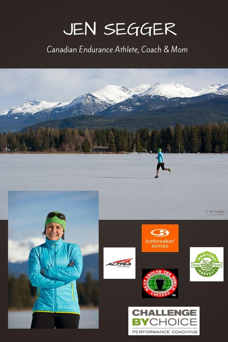 Jen Segger / endurance athlete