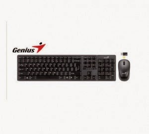 Buy Genius Slimstar 8000 Wireless Keyboard for Rs.920 at Snapdeal : BuyToEarn