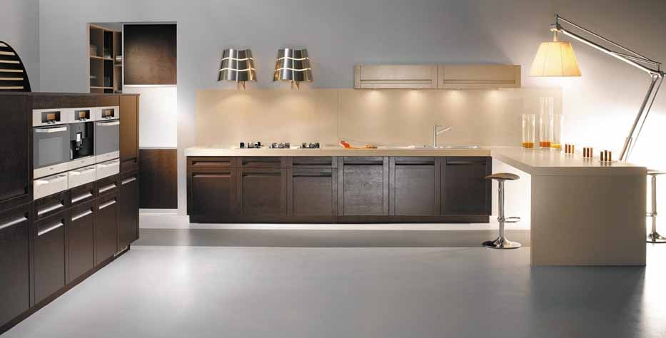 Model Desain Ruang Dapur Sederhana Nuansa Hitam Putih