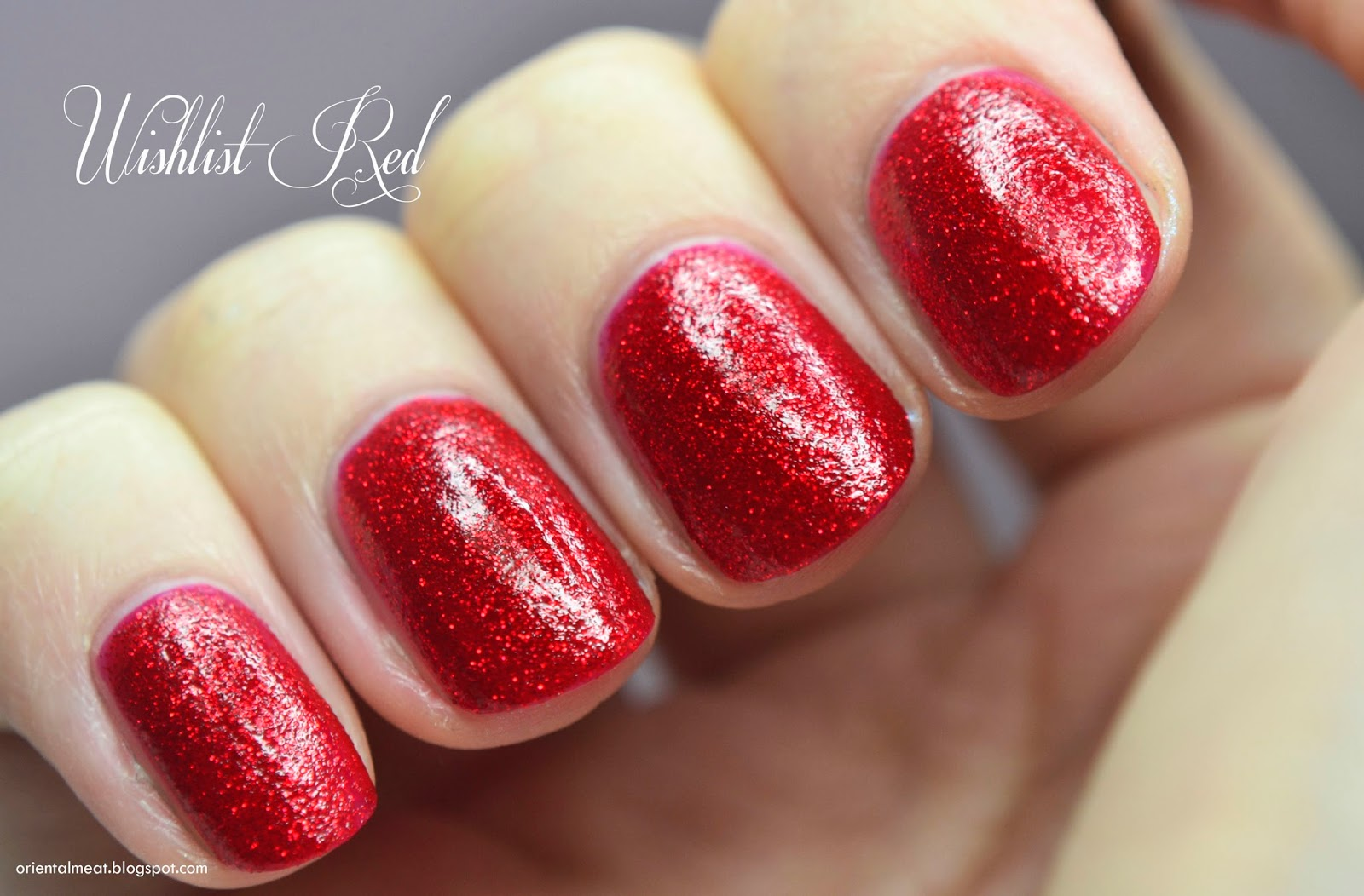Color Club-Enchanted Holiday Collection Winter/Holiday 2010