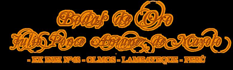 Olmos y sus bodas de oro del Julio Ponce