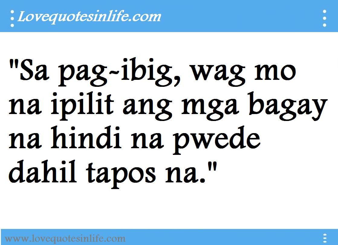Emotion Quotes Tagalog Bagong Hugot Quotes Tagalog