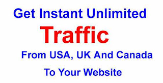 How to Get Traffic from USA ,CANADA ,Australia ?