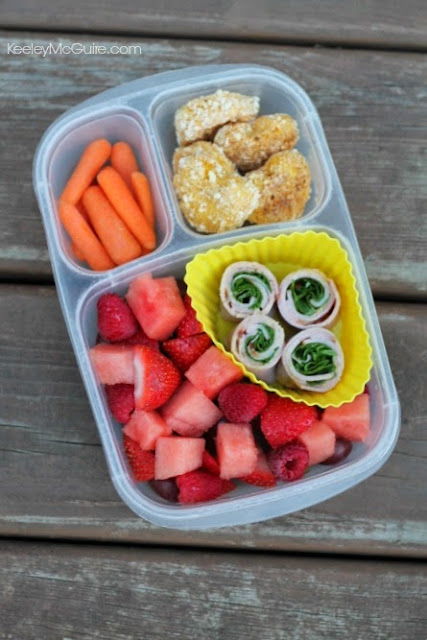 Another post from our contributor, Mary, whose kids have multiple food allergies, also shares so many great ideas for allergy-friendly portable lunches. Worth reading! Gluten Free Lunch Ideas Main Course: When you can't pack a sandwich, what can you pack? Think outside the bread.