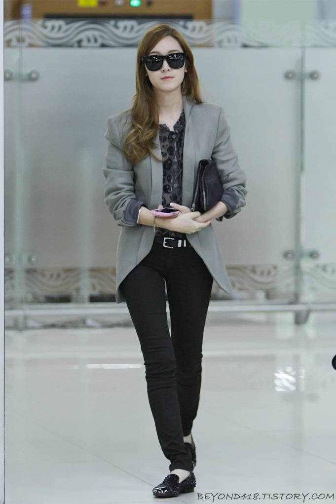Gaya Busana Jessica Snsd Fashion Style