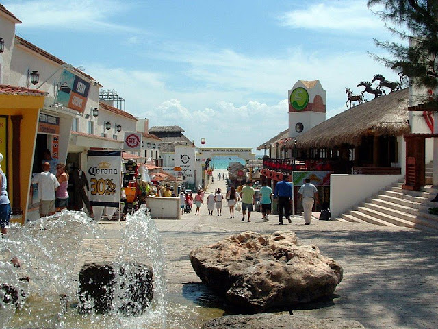 Vacations in Playa del Carmen Mexico