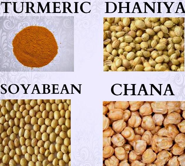Chana NCDEX, NCDEX Dhaniya, NCDEX soyabean, NCDEX Turmeric, free agri calls, agri commdity tips