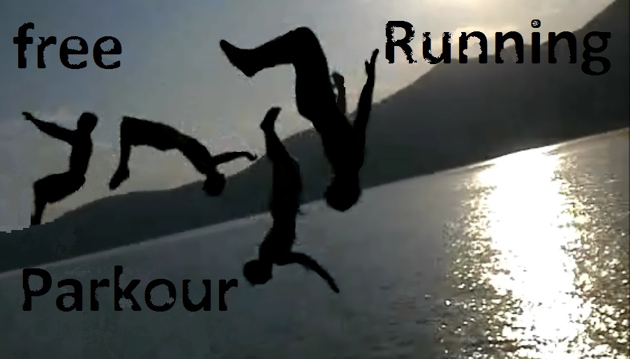 what is free running