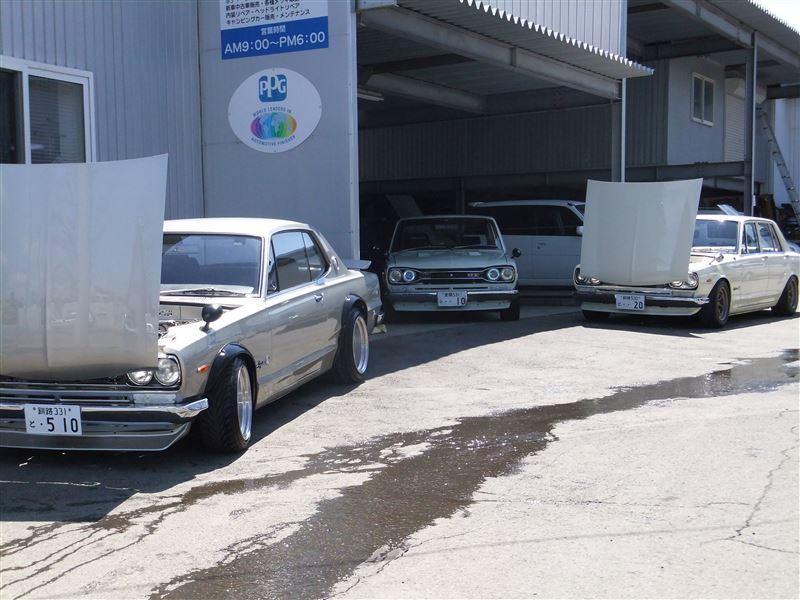 Nissan Skyline GT-R, KPGC10, oldschool, klasyk, nostalgic, stary japoński samochód, Hakosuka, auto z dusza, motoryzacja, pasja, sportowe samochody, Japonia
