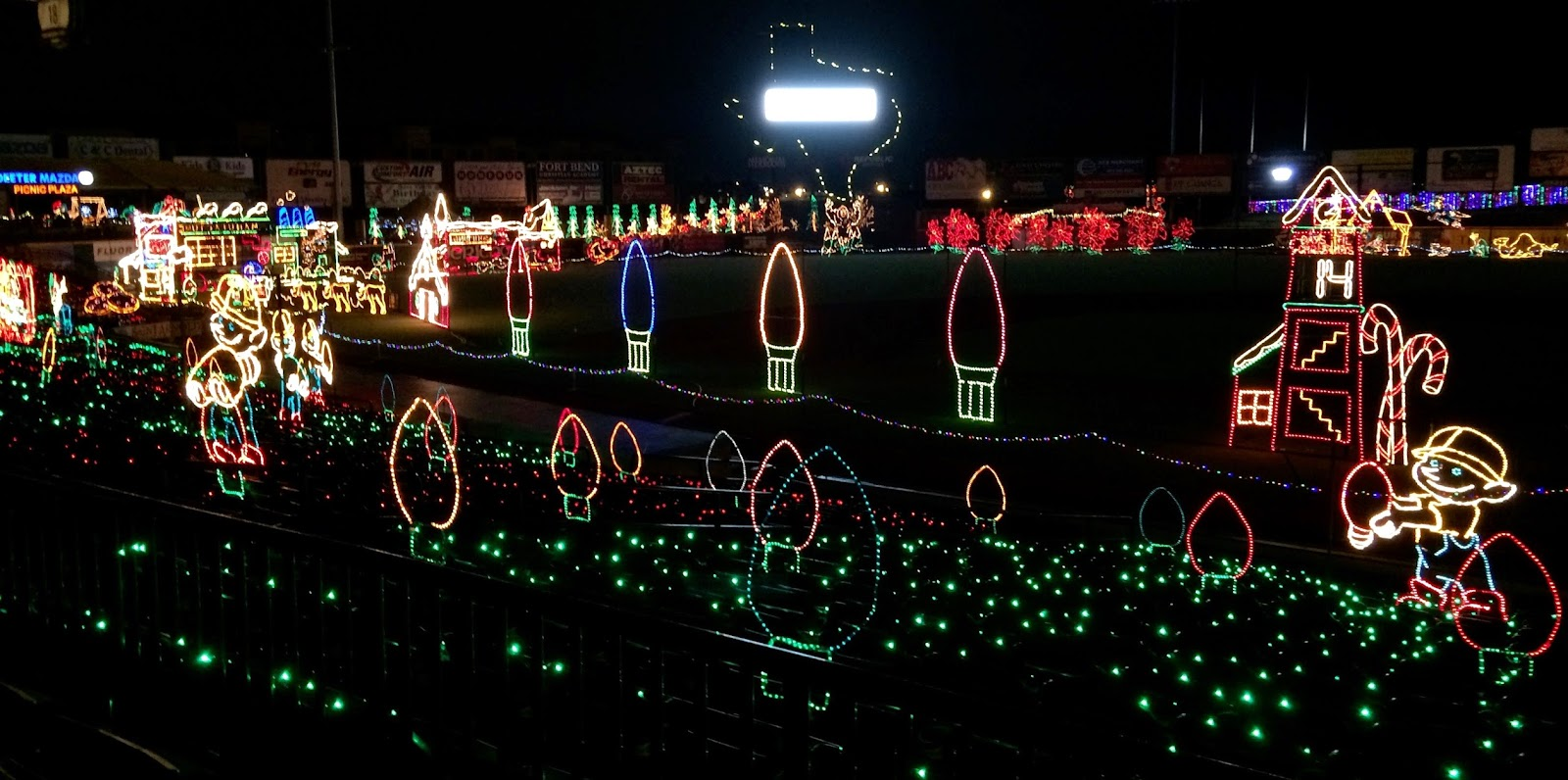 Exhibit B: Sugar Land Holiday Lights !