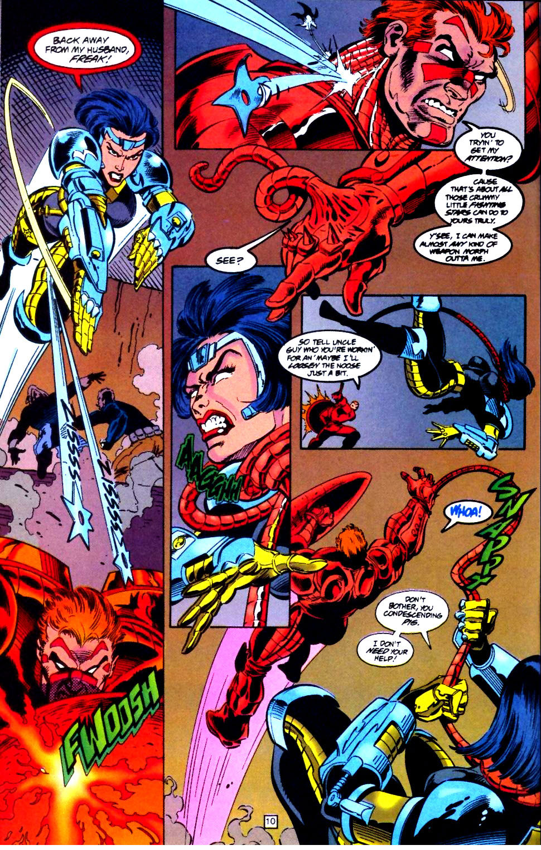 Deathstroke (1991) Issue #44 #49 - English 11