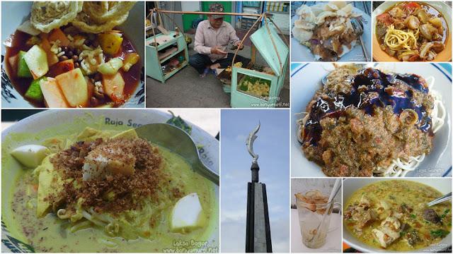 Kuliner Bogor - 8 Kuliner Tradisional Khas Bogor